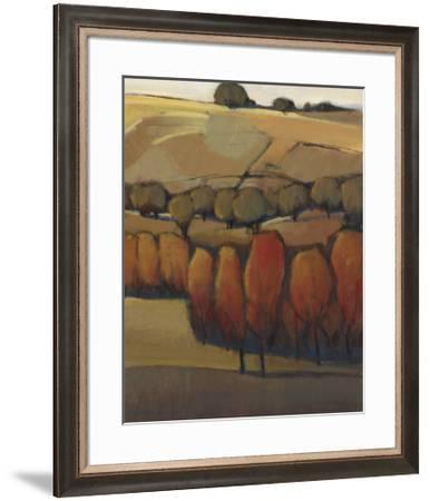 On the Ridge II--Framed Limited Edition