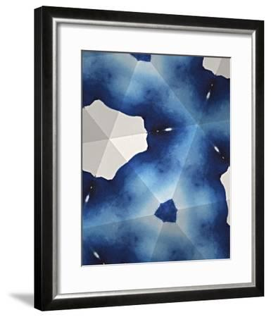 Indigo Daydream III-Renee W^ Stramel-Framed Giclee Print