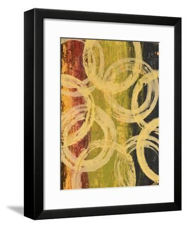 Rings of Engagement I-Natalie Avondet-Framed Art Print