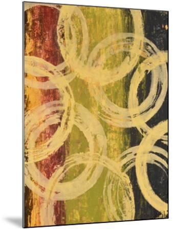 Rings of Engagement I-Natalie Avondet-Mounted Art Print