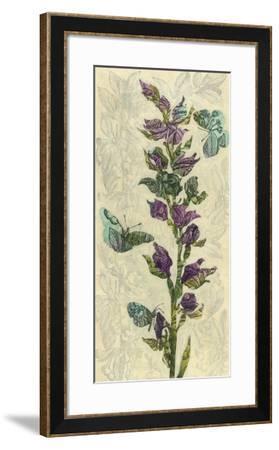Spring Collage II-Megan Meagher-Framed Giclee Print