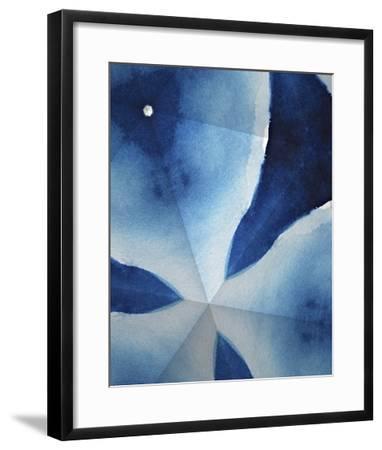 Indigo Daydream V-Renee W^ Stramel-Framed Giclee Print