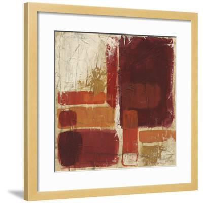 Overlap II-June Erica Vess-Framed Giclee Print