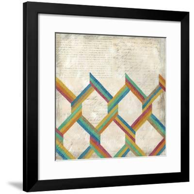 Twist and Shout I-Chariklia Zarris-Framed Limited Edition