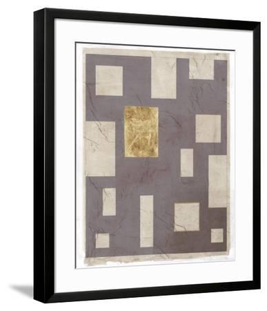 Metro Edge I-Vanna Lam-Framed Art Print