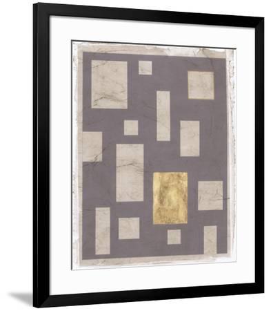 Metro Edge II-Vanna Lam-Framed Art Print