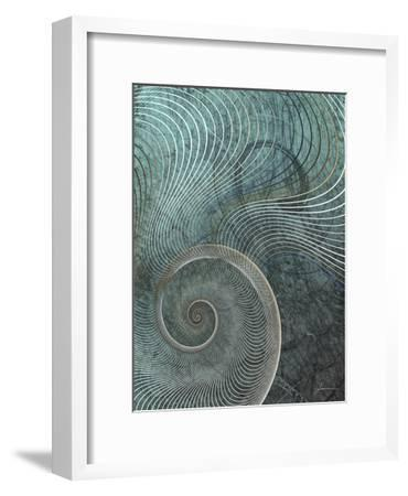 Surround I-James Burghardt-Framed Art Print