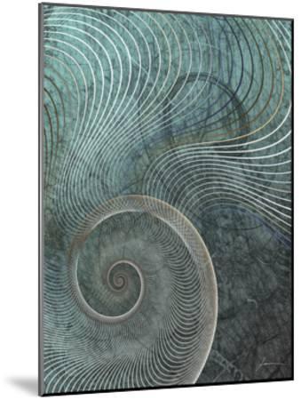 Surround I-James Burghardt-Mounted Art Print