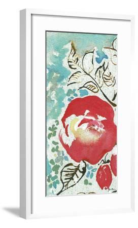 Sussex Garden III-Julia Minasian-Framed Art Print