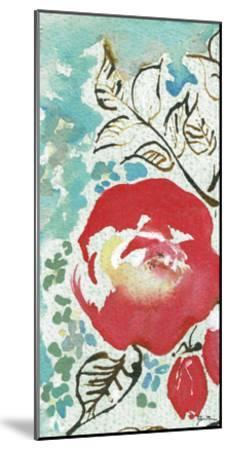 Sussex Garden III-Julia Minasian-Mounted Art Print