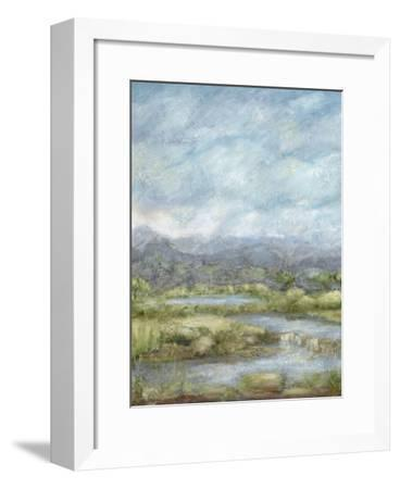 Green Pastures I-Beverly Crawford-Framed Giclee Print