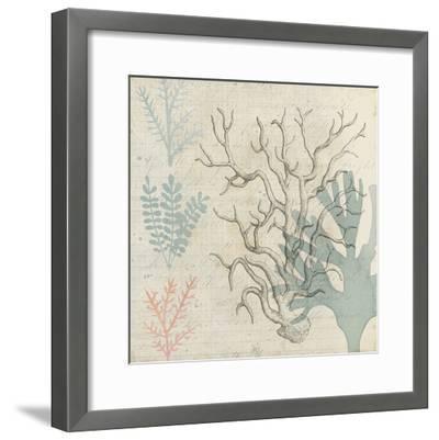 Sea Ephemera II-Grace Popp-Framed Art Print