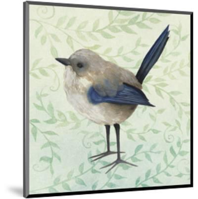 Little Bird III-Grace Popp-Mounted Art Print