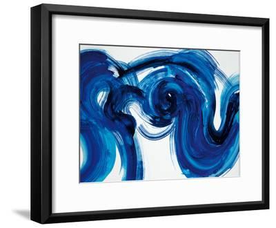 Flourish-Randy Hibberd-Framed Art Print