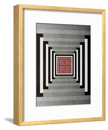 The Wake Up-Anai Greog-Framed Art Print