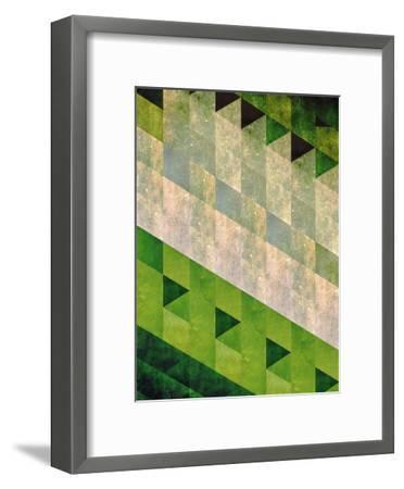 styp n rypyyt-Spires-Framed Art Print