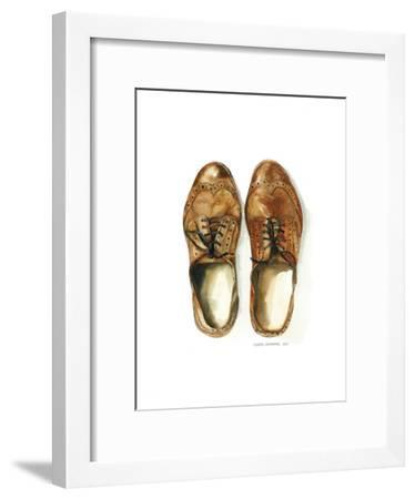 Oxfords 2--Framed Art Print