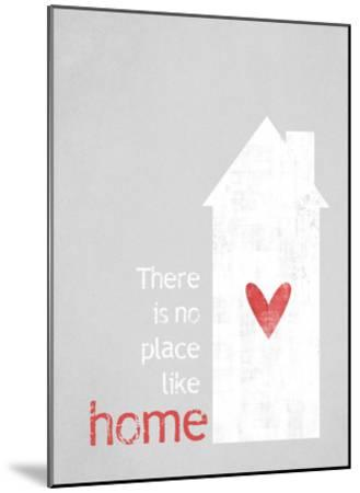 No Place Like Home-Cheryl Overton-Mounted Giclee Print