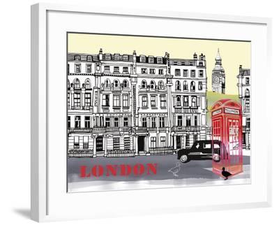 Metropol I-Shana Rae-Framed Giclee Print