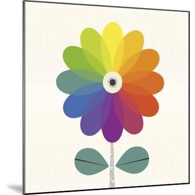 Fleur Chroma-Sophie Ledesma-Mounted Giclee Print