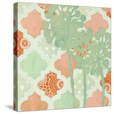 Tangerine Dream II-Sally Bennett Baxley-Stretched Canvas Print