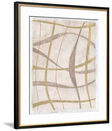 Fiber Harvest I-Vanna Lam-Framed Giclee Print