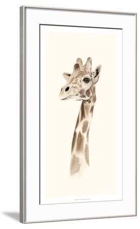 Safari Portrait III-Grace Popp-Framed Giclee Print