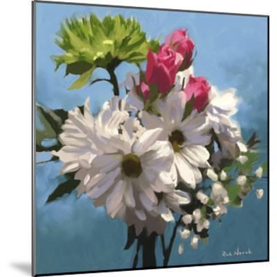 Still Floral I-Rick Novak-Mounted Art Print