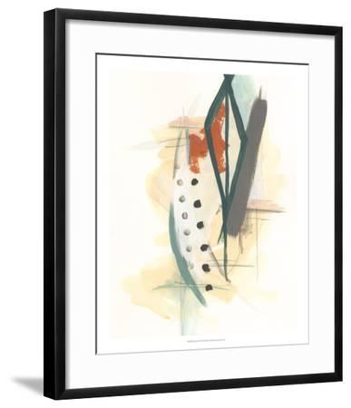 Elements II-June Erica Vess-Framed Giclee Print