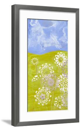 Prairie Flowers I-Alicia Ludwig-Framed Art Print