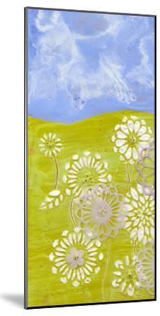 Prairie Flowers I-Alicia Ludwig-Mounted Art Print