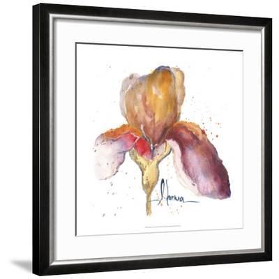 Blooms Hermanas III-Leticia Herrera-Framed Art Print