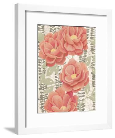 Summer Gardens II-Grace Popp-Framed Art Print