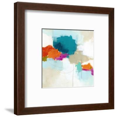 Atmospheric VI-June Erica Vess-Framed Art Print