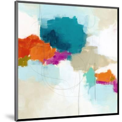 Atmospheric VI-June Erica Vess-Mounted Art Print