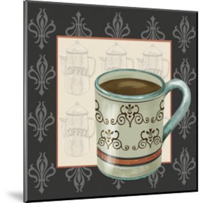 Coffee Break II-Jade Reynolds-Mounted Art Print