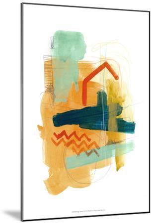 Fringe Aspect V-June Erica Vess-Mounted Art Print