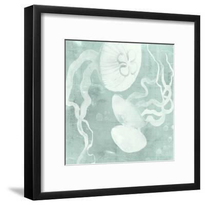 Spa Jellyfish VI-Grace Popp-Framed Giclee Print