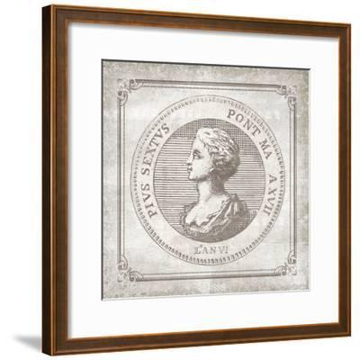 Ancient Coin IV-School of Padua-Framed Giclee Print