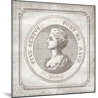 Ancient Coin IV-School of Padua-Mounted Giclee Print