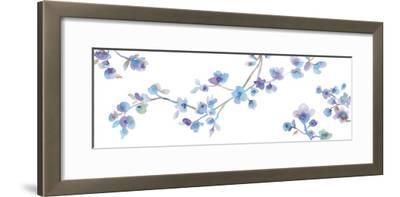 Delicate Blooms-Sandra Jacobs-Framed Giclee Print