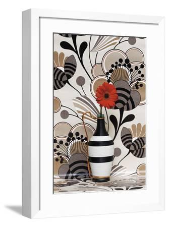 Kitsch Flowers II-Camille Soulayrol-Framed Giclee Print