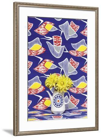 Funky Flowers II-Camille Soulayrol-Framed Giclee Print