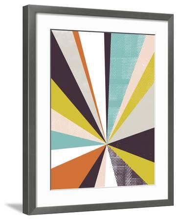Prism I-Laure Girardin Vissian-Framed Giclee Print