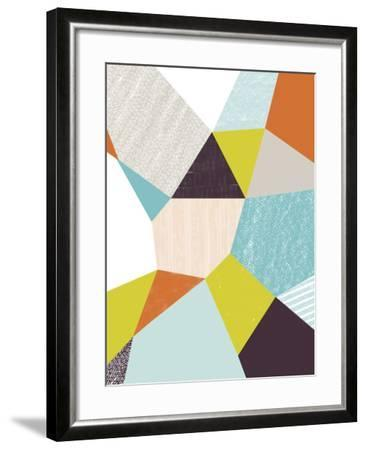 Prism II-Laure Girardin Vissian-Framed Giclee Print