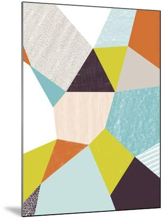 Prism II-Laure Girardin Vissian-Mounted Giclee Print