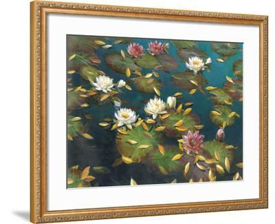 Lily Pad II-Elise Lunden-Framed Giclee Print