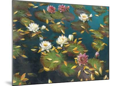 Lily Pad II-Elise Lunden-Mounted Giclee Print
