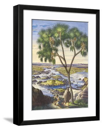 The Two Rivers-Unknown-Framed Premium Giclee Print