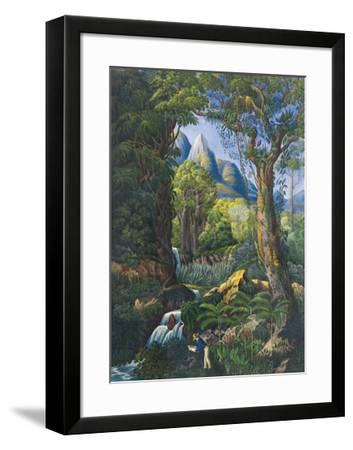 The Botanist-Unknown-Framed Premium Giclee Print